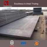 Chapa de aço laminada a alta temperatura para a placa Checkered (CZ-S45)