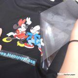 Taglio facile, vinile del documento di trasferimento di Eco/documento stampabili solvibili per l'indumento scuro