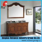 espelho de prata espelho elevado de Quanlity de 3mm/banheiro/espelho da mobília