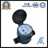 Mètre d'eau en plastique de cadran unique de sécheur à jets d'air (LXSC-13S)