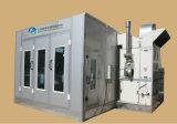 Cabine de jet électrostatique automatique pour la ligne d'enduit de poudre