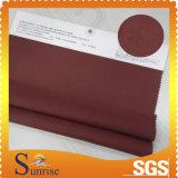 Baumwollgewebe 100% des Segeltuch-211GSM für Kleidung