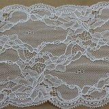 Crochet Jacquard Lace Trim per Lingeries e Garment