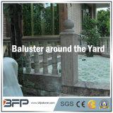 Granito Ballustrade/corrimano/Bulaster per il ponticello/iarda esterni/giardino