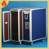 4 Wheels Inflight Airline Aircraft Meal Cart for Airplane