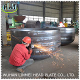 탄소 Steel Steel Dish Heads/Tank Heads/Ellipsoidal Head
