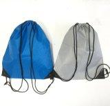 Sacchetto promozionale variopinto fatto di materiale di nylon (DFB-011)