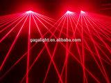 RGB15000フルカラーのアニメーションのレーザー光線
