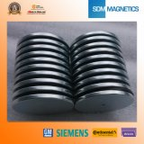 ISO/Ts 16949 de Magneet van de Cilinder van het Neodymium