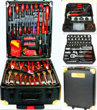 188PCS Hot Selling Schweizer Kraftpapier Tool Kit (FY188A-G-1)