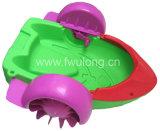 Plastikswimmingpool scherzt Aqua-Boot