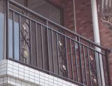 Barandilla de acero del balcón de la cerca del patrón/(pago del OA aceptado)