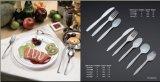 Fourche du barbecue pp, couteau et cuillère en plastique appliqués Jx121