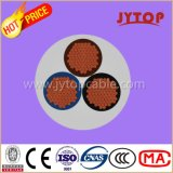 H05VV-F (TTR) de alambre de cobre, cables con aislamiento de PVC Multi-Core con el conductor de cobre flexible