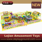 Campo da giuoco molle dell'interno dei bambini commerciali (T1506-3)