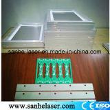 Máquina de estaca de aço do laser do engranzamento de SMT