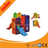 Huis van het Spel van het Stuk speelgoed van het Pretpark van jonge geitjes Het Plastic Kleine met Dia