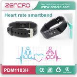 Ios Bluetooth Androïde APP van de Drijver van de Activiteit van de Geschiktheid van Smartband van het Tarief van het hart de Waterdichte Pedometer van de Stap van de Calorie van de Monitor van de Slaap
