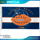 NFL Sports Fans Custom Team Match Events Drapeaux (J-NF01F09036)