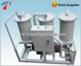 Máquina da purificação do óleo de lubrificação/petróleo do elevado desempenho e separador de água