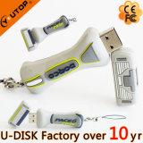 주문 로고 USB 지팡이 또는 면도기 USB 2.0/3.0 저속한 드라이브