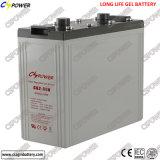 Batteria al piombo solare 2V500ah di prezzi favorevoli