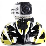 1080P 30m Onderwater waterdichte Helmet Action Sports Cam Camera