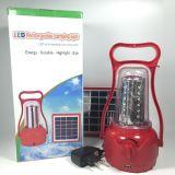 Lámpara que acampa solar portable 3ah de Ebst-D09b para al aire libre