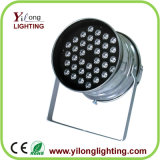 Hot Selling 36X3w RGB PAR64 LED PAR56 Ylpar204