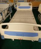 (A-73) Doppeltes Function Manual Hospital Bed mit PET Bed Head.