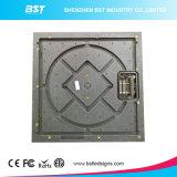 L'Afficheur LED polychrome d'intérieur de P3.91mm pour le marché de location avec le Module de moulage mécanique sous pression