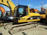 Excavador usado del gato 320c/330c del excavador de la correa eslabonada de la oruga