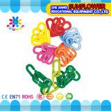 Synthons de bureau en plastique de chaîne de jouet d'enfants