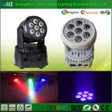 Arandela de la pared de la alta calidad 7PCS LED para la fábrica de la venta