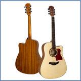 Guitare acoustique en gros de Soild avec le corps de Rosswood