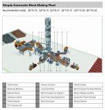 De hoge Machine Qft8-15 van de Betonmolen van de Koppeling Strengh