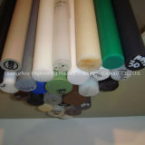 Fertigung Wholesale UHMWPE HDPE Rod Plastic Rod Bar für Different Color