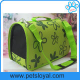 Pet Supply 3 Size PU & Oxford Dog Cage Carrier