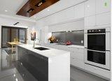 Brasilien-Art-Metallküche-Schrank-preiswerte Fabrik-Küche-Schränke