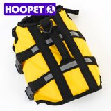 Due Color Best Quality Dog Safety Vest e Life Jacket