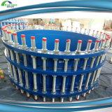 Дуктильные штуцеры (DI), фланец и клапан трубы утюга для оросительной системы