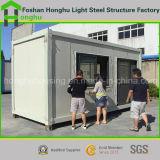 Camera mobile prefabbricata Flessibile-Progettata del contenitore della casa prefabbricata durevole a basso costo della Camera