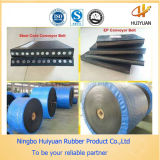 Nylon resistente Rubber Belt de Large Capacity