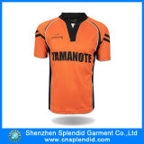 2016の卸売のスポーツ・ウェアのカスタム高品質のサッカーのワイシャツ