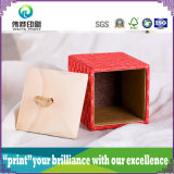 Caixa de empacotamento do presente creativo do chá com impressão