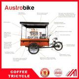 Bike кофеего колеса Bike 4 кофеего тележки торгового автомата кофеего трицикла быстро-приготовленное питания