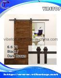 Acier inoxydable/charnière porte fixés au mur de douche