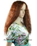 Parrucche sintetiche dei capelli Nizza della parrucca allentata naturale lunga delle onde delle donne
