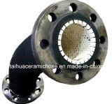 Segmento di ceramica allineato tubo flessibile lungo di tempo di impiego EPDM