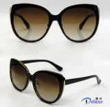 مصمّم جديد تماما بلاستيكيّة نمو نظّارات شمس لأنّ نساء/سيّدة ([دب1210ز])